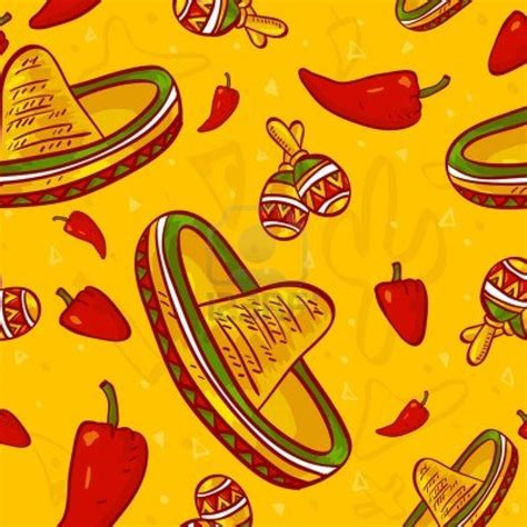 Similiar Mexican Fiesta Background Keywords
