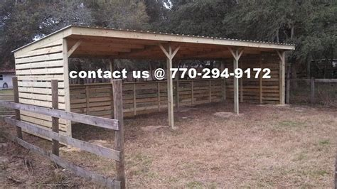 Ocala Sheds by Easy Barn Barn Construction Contractors In Ocala