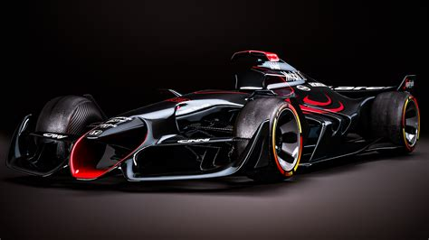 Mclaren Honda Livery Button Ferrari F1 Concept By