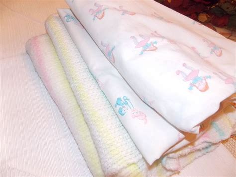 Baby Blankets For Cribs Vintage Baby Blankets And Crib Sheets Babies And Crib Sheets Baby