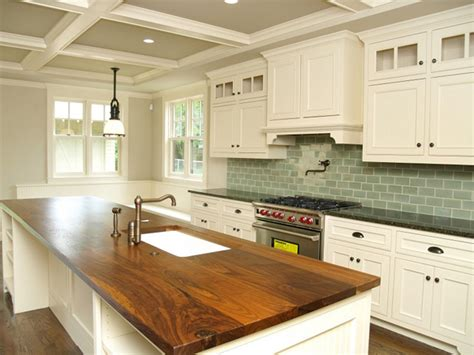 kitchen ideas butcher block countertops furniture