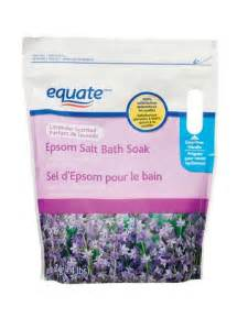 salt ls walmart canada equate lavender epsom salt bath soak walmart canada