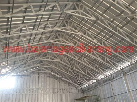 konstruksi atap baja