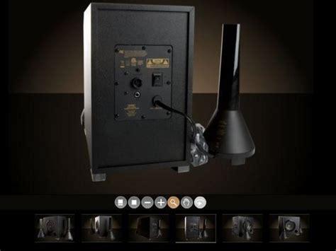 Speaker Aktif Altec Lansing Vs 4621 altec lansing vs4621 2 1 expressionist classic speaker