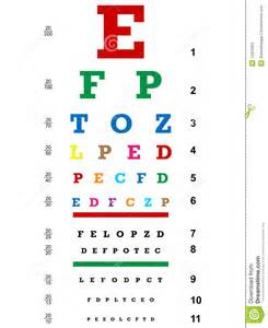 Orange Green Color Blind Test Colored Eye Chart Eps Stock Photos Image 15375993
