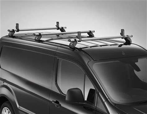 barre de toit universelle 2321 barres de toit pour camionnette et fourgon