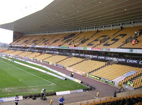 molineux stadium seating plan molineux stadium wolverhton the stadium guide