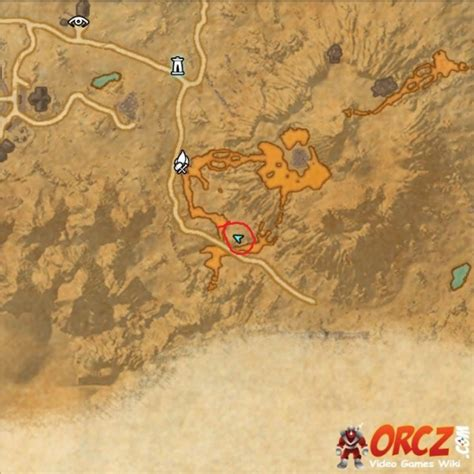 stonefalls treasure map eso stonefalls treasure map vi orcz the wiki