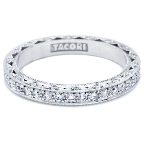 Wedding Bands Tacori by Tacori Pave Wedding Band Ht2516b
