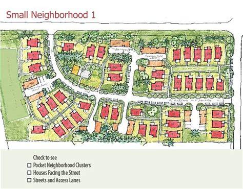 Cluster House Plans 116 best pocket neighborhood site plans images on