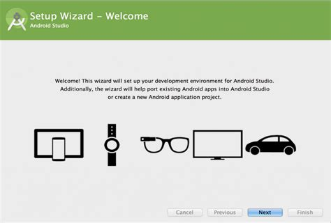 setup wizard android tutorial how to setup for android development