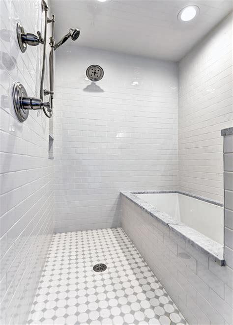 room tub shower combo traditional bathroom