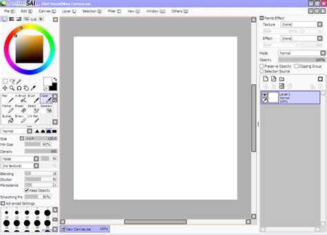 paint tool sai in the32box portable paint tool sai