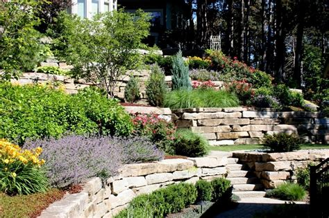 landscaping ideas for hills landscaping ideas for front yard hill garden design