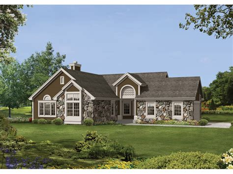rustic ranch style homes with stone rustic ranch style bentbrook lake ranch home plan 072d 0529 house plans and