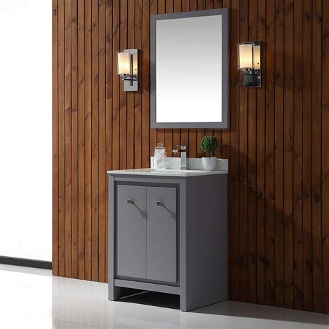 the colors of a cultured vanity top bathroom shop ove decors kevin pebble gray undermount single sink