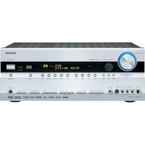 Remot Receiver Orange Silver onkyo tx sr706s home theater receiver silver tx sr706s b h