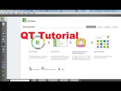 qt tutorial free download how to download qt exles with pictures videos
