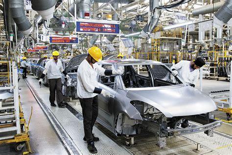 In Maruti Suzuki Plant Meet Kenichi Ayukawa Maruti Suzuki S Driving