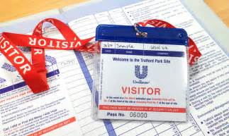 Visitor Pass Template by Event Staff Badges Related Keywords Event Staff Badges