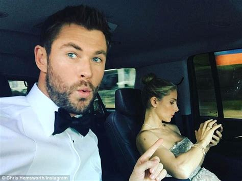 husband and wife bedroom scene chris hemsworth to make a shock switch to directing