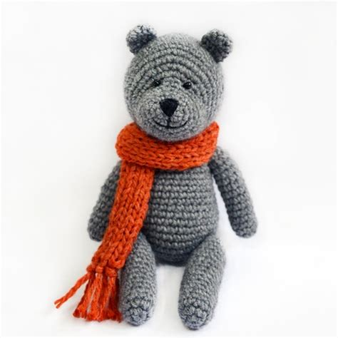 Handmade Teddy Patterns - teddy amigurumi pattern amigurumipatterns net