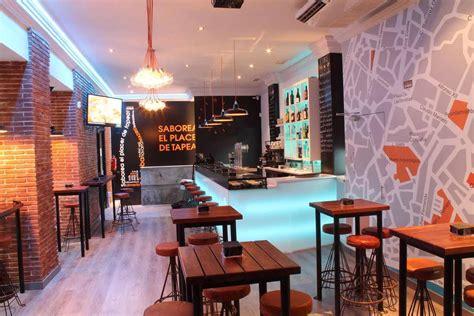 decoracion bar nueva decoraci 243 n en bar de tapas dvinos con muebles fs