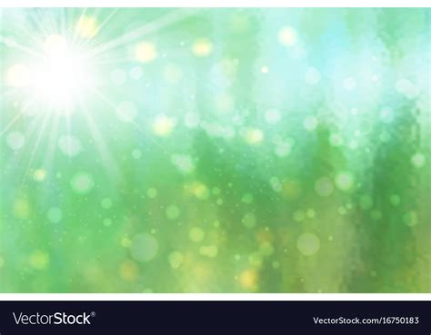 Abstrak Backlight abstract of backlight reflector and glitter vector image