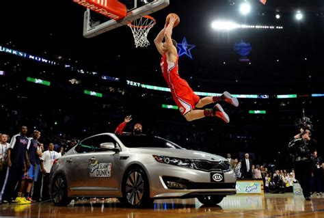 Griffin Dunk Kia kia bringing griffin dunks to