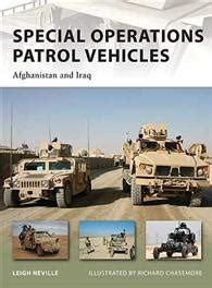 Spesial Setelan Patrol 1 osprey special operations patrol vehicles afghanistan and iraq soldier systems daily