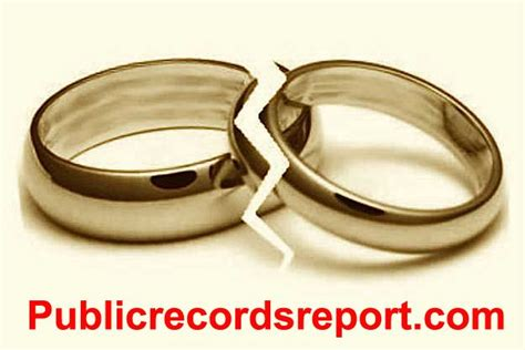 Free Divorce Records Org Canada Divorce Records Provide Proof Of Change Of Marital