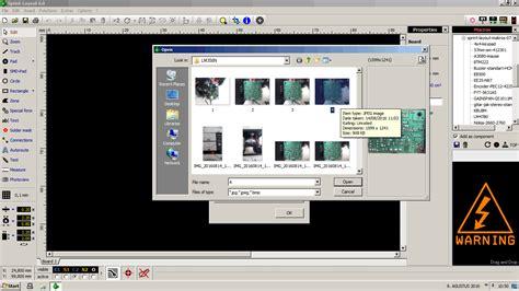 sprint layout tutorial video cara menduplikasi pcb menggunakan software sprint layout