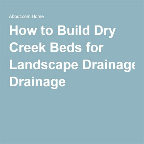 how to build a dry creek bed 1000 ideas about dry creek on pinterest dry creek bed