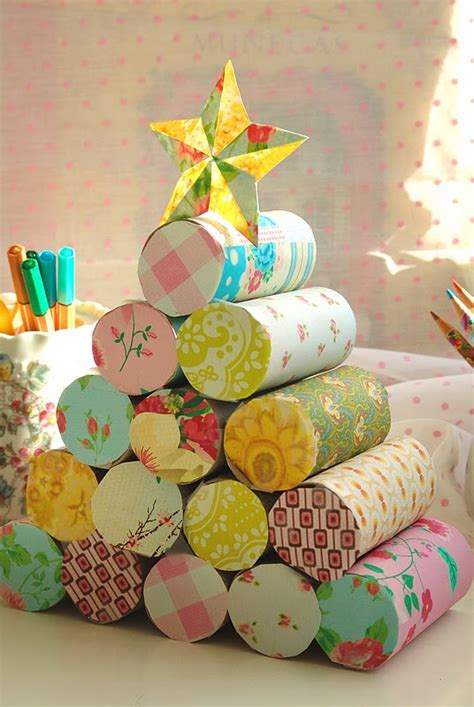 Craft With Papers - crafts for 15 toilet paper roll ideas