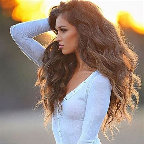 hairstyles for thick voluminous hair voluminous hair crush hair pinterest your hair my