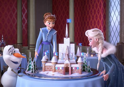 olafs frozen adventure frozen returns with josh gad entering olaf s frozen