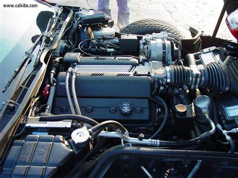 96 corvette engine motor 1996 chevrolet corvette lt1 v8 engine picture nr