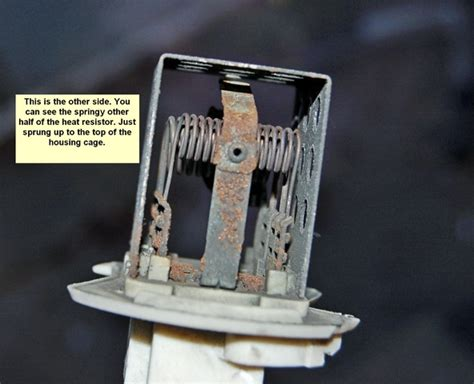 how to repair heater resistor renault master heater blower repair
