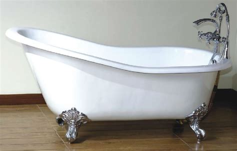 buy cast iron bathtub hot sale slipper bath tub cheap used cast iron bathtub for