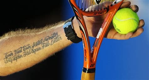 tennis tattoo fail nadal wawrinka final nadal wawrinka final