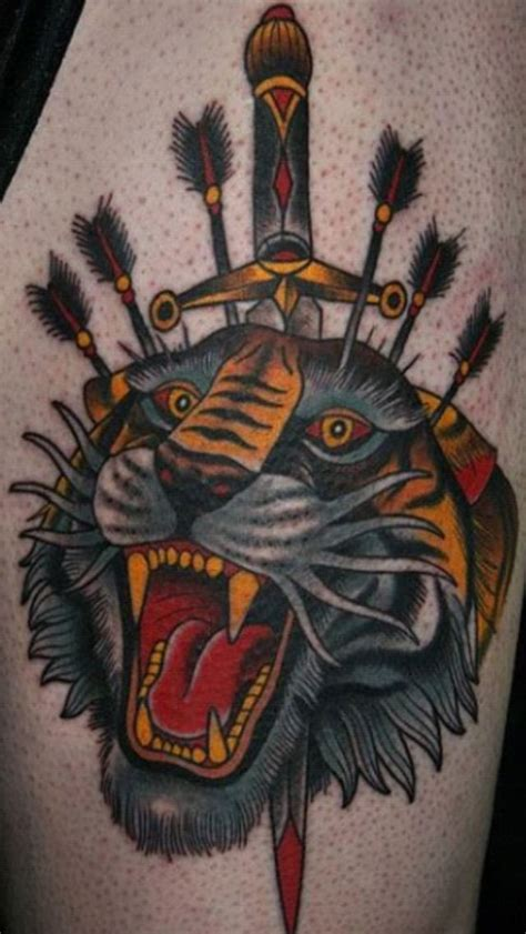 tattoo old school leone 17 best images about tattoos on pinterest white dragon