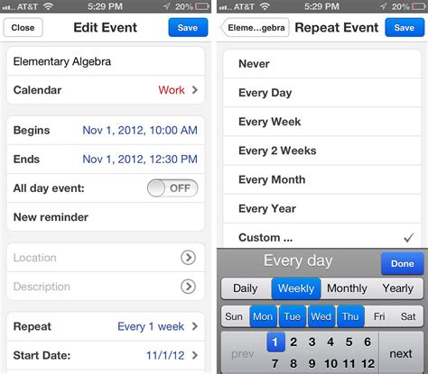 Add Calendar To Iphone Calendars By Readdle For Iphone And Review Imore