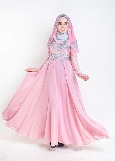 abaya aqis baju muslim baju abaya trend baju muslim pengantin 2017 wedding