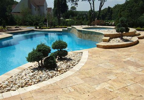 poolside landscaping 15 pool landscape design ideas home design lover