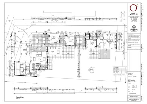 Architecture Floor Plans by Architectural Designs House Plans Architectural Floor Plan