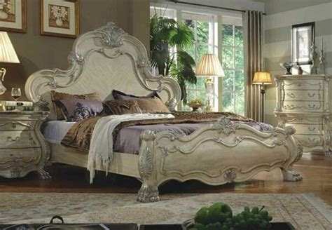 victorian bedroom set mcferran home furnishing 5 piece white bedroom set