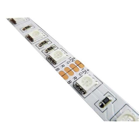 Led Rgb Light Strips Multicolor Rgb Led 1 Meter 30 Leds Led Buy In India Digibay Embedded