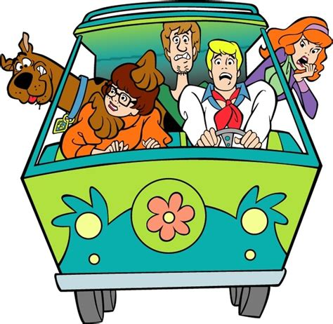 scooby doo painting free free scooby doo picture downloads free vector 41