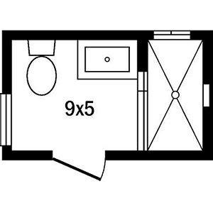 Narrow Bathtub 28 Master Bath Floor Plans