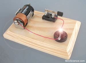 how to make a electric circuit with switch simple electric circuit project kit